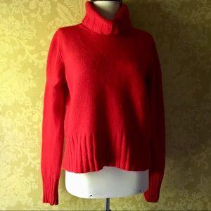 Vintage Wool Turtleneck Sweater
